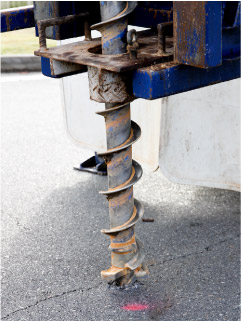 Infrastructure drilling image 1
